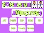 Ejercicios adjetivos posesivos en inglés.