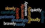Ejercicios de adverbios en inglés