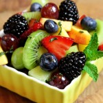 Frutas en inglés