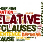 Ejercicios Relative Clauses