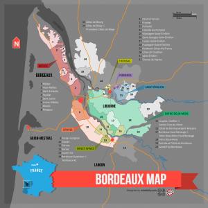 Palabras en inglés con X. Bordeaux