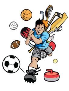 Nombres de deportes en inglés