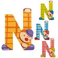 Palabras en inglés con N