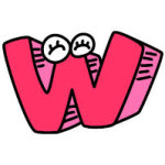 Palabras en inglés con W
