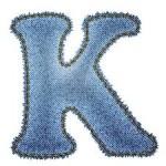 Palabras en inglés con K