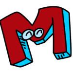 Palabras en inglés con M