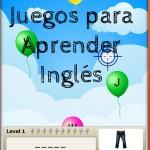 11 juegos para aprender inglés en Internet
