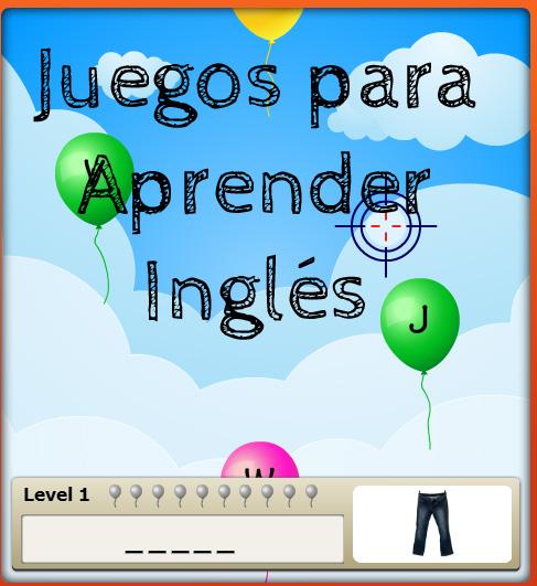 11 Juegos Para Aprender Ingles En Internet Como Aprender Ingles Bien